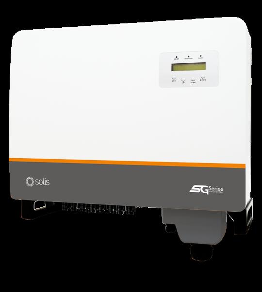 Solis Wechselrichter 5kW 3ph Hochvolt Hybrid 5G