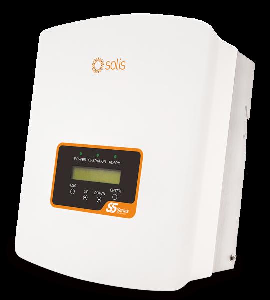 Solis Wechselrichter 5G Mini 700 Watt