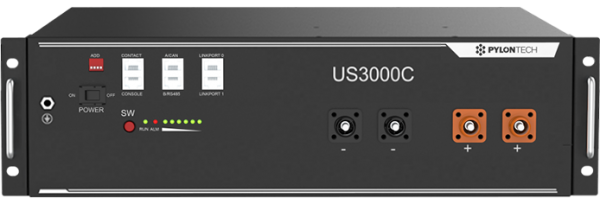 Pylontech US3000C 3,5 kWh